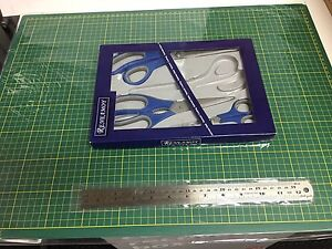 Brand New A2 cutting mat + 30cm metal ruler and 3pc scissor set Ultimo Inner Sydney Preview