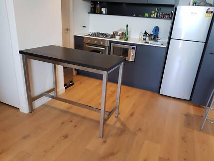 Utby bar table home garden gumtree australia free local bar table kitchen utby watchthetrailerfo