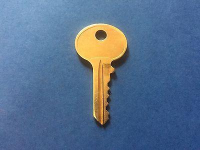 1 Hon File Cabinet Lock Key Code Cut 351E To 400E Office Furniture Desk Keys