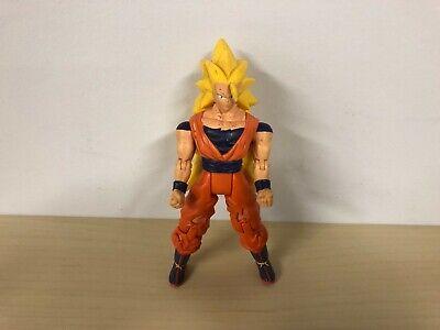 SS3 Goku Action Figure Irwin Dragon Ball Z DBZ 2002 Super Saiyan 3 for sale  Shipping to India