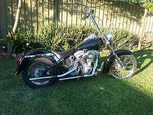 1985 Harley Davidson Softail Muswellbrook Muswellbrook Area Preview
