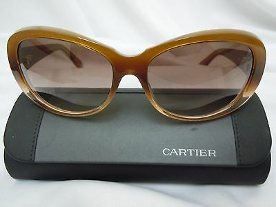 Ladies Cartier France (Cartier Female Sunglasses)