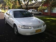 1998 Toyota Camry CS-X multi point fuel injection 4 cylinder Wallsend Newcastle Area Preview