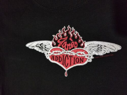 Janes Addiction Juniors Babydoll T-Shirt Large  Official Band Merchandise NEW