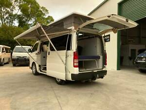 2011 Toyota Hiace Frontline Adventurer Petrol Auto West Gosford Gosford Area Preview
