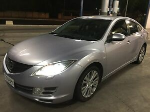 Mazda 6 luxury sports 2008 sunroof leather auto Albert Park Charles Sturt Area Preview
