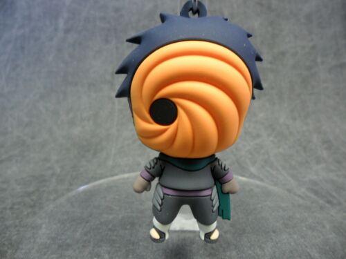 Naruto NEW * Tobi Clip * Series 3 Blind Bag Figural Keychain Key Monogram