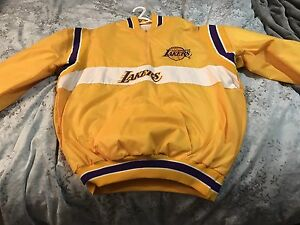 Vintage Los Angeles Lakers Jacket Size Medium