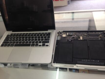 MacBook and laptop repairs