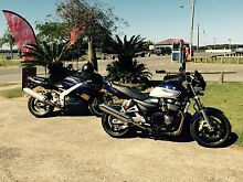 06,gsx1400 big beast. Failtless bike Browns Plains Logan Area Preview