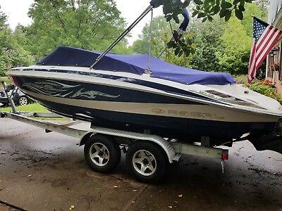 2010 Regal 2100 Bowrider Boat