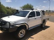 2011 Hilux 4WD SR Oakey Toowoomba Surrounds Preview