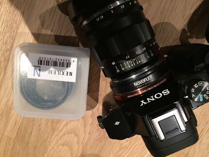 Novoflex Leica m to Sony e mount Marmion Joondalup Area Preview