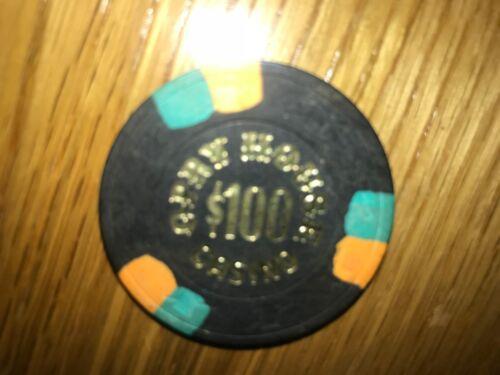 Opry House Casino $100.00 Casino Chip North Las Vegas Nevada