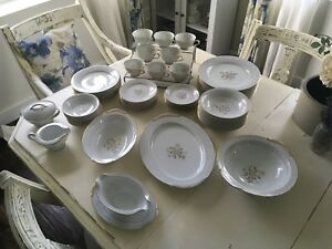 Set of Noritake China 5806 'Alberta'