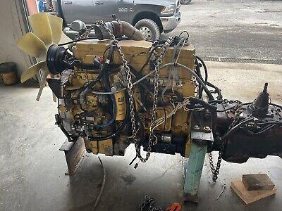 Caterpillar C10 Complete Engine