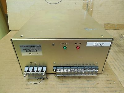 Origin Electric Power Supply Dvd-hv-2 Dvdhv2 24 Vdc Used
