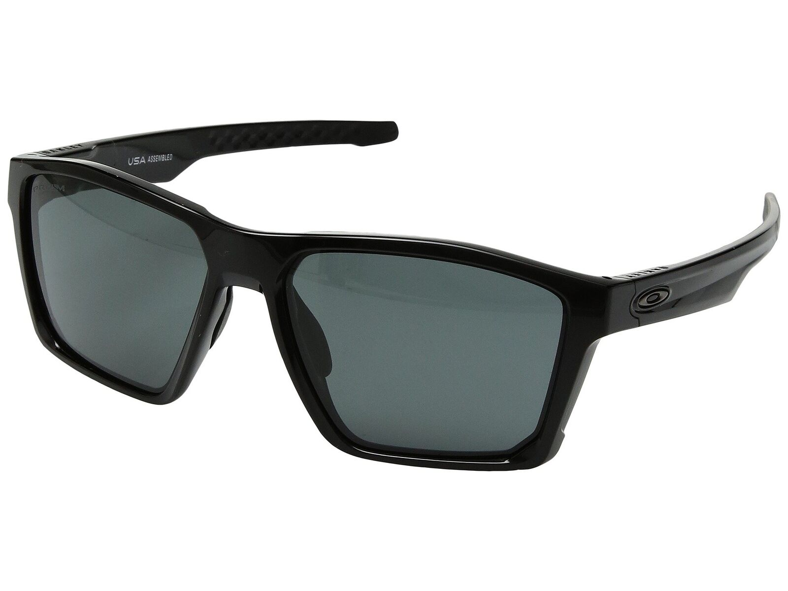 aa8005a817 Oakley Targetline Sunglasses OO9397-0158 Polished Black Prizm Grey Lens 9397  01