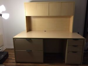 Large desk with lots of storage - Drawing - Design