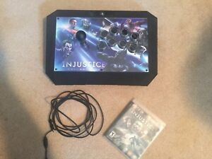 Injustice PlayStation 3 Game + Arcade Stick