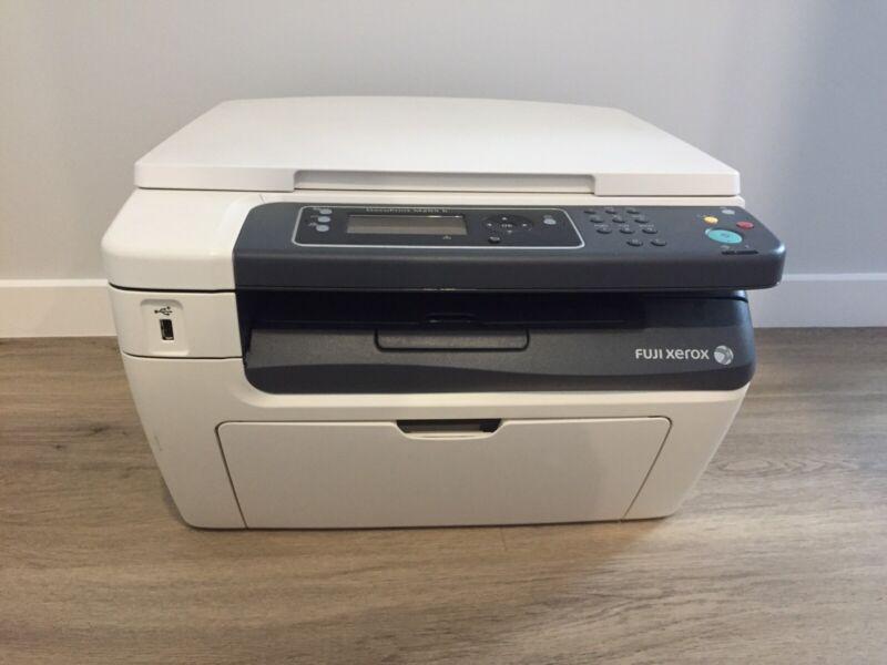 Printer Scanner Fuji Xerox DocuPrint M205b Multifunction