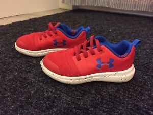 Under Armour toddler size 8