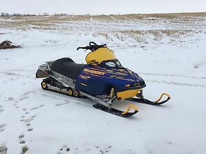 Summit skidoo 800 151""