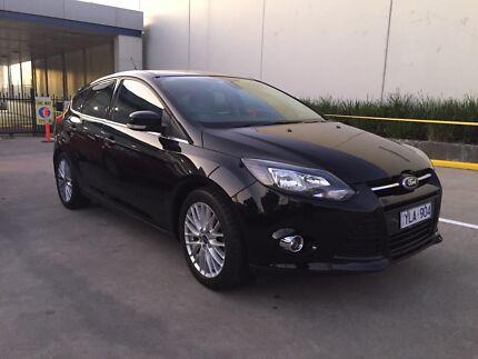 Ford Focus LW Sport Croydon Maroondah Area Preview