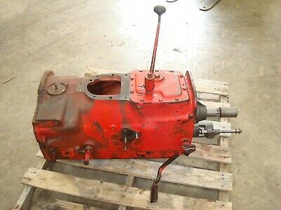 1959 Ford 861 Tractor 5 Speed Transmission Assembly 800