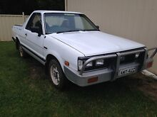 1989 Subaru Brumby Other Wauchope Port Macquarie City Preview