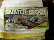 ARB SNATCH BLOCK Boronia Heights Logan Area Preview