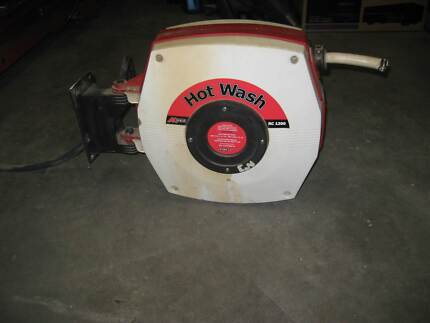 Retractable hose reel Hot/Cold water air hose Bakery Hill Ballarat City Preview