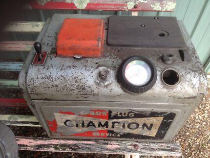 Vintage champion spark plug cleaner Casey Area Preview