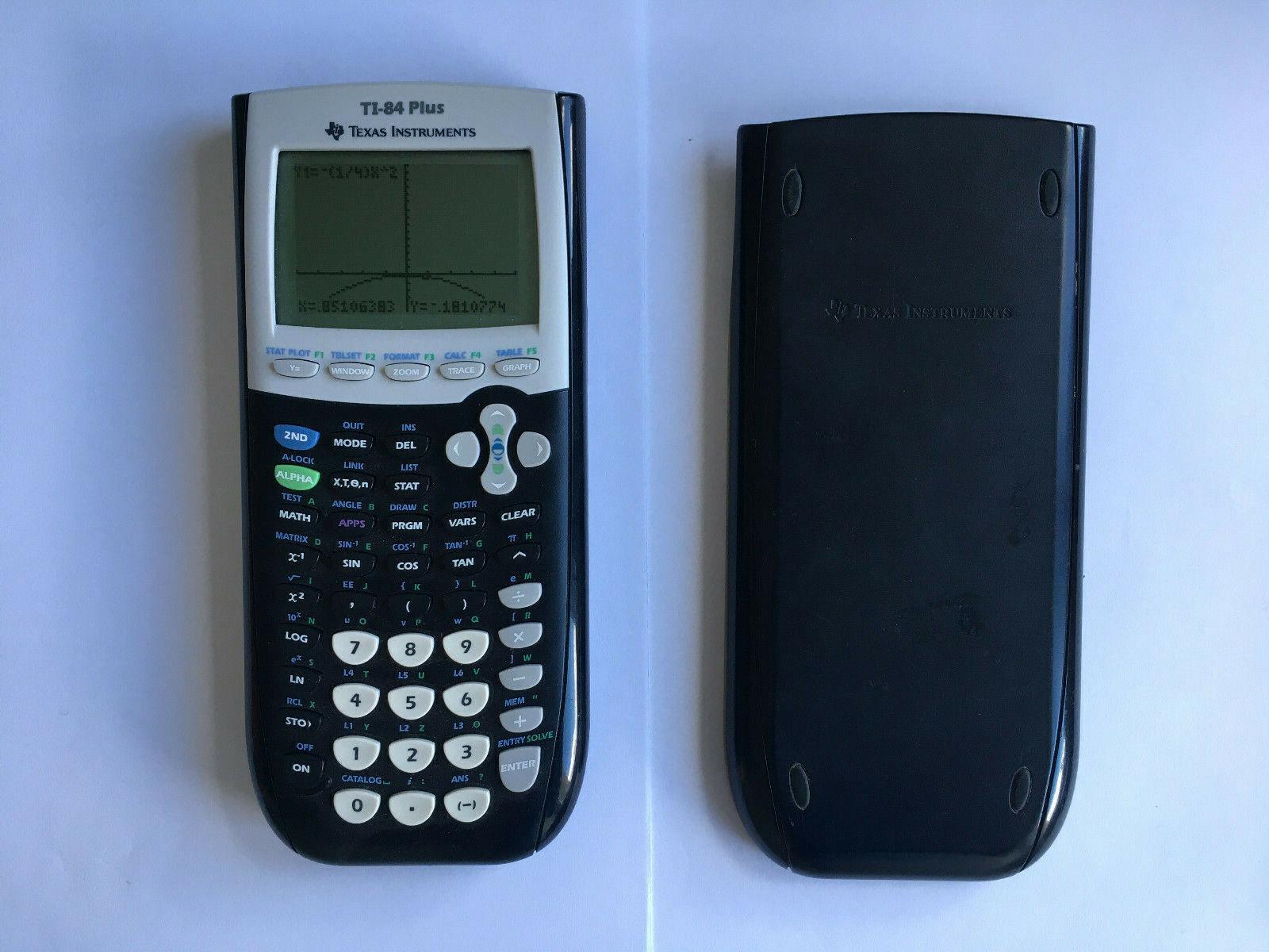 Grafik Taschenrechner TI-84 Plus von Texas Instruments (Gebraucht)