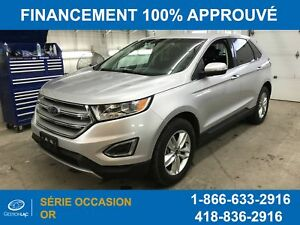 Ford Edge Sel,cuir, Awd, V6 3.5 Cuir, Camera De Recul 2016