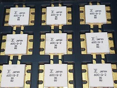 Fujitsu Fll600iq-2 Transistor L-band High Power Gaas 5case Iq Fet 800-2000mhz