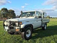 99 LandCruiser Ute, NO RUST, NO LEAKS Clyde Casey Area Preview