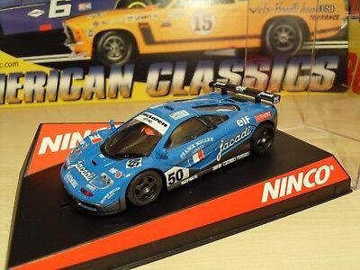 Ninco 50397 McLaren F1 GTR ''Jacadi'' ***Brand in Box***.