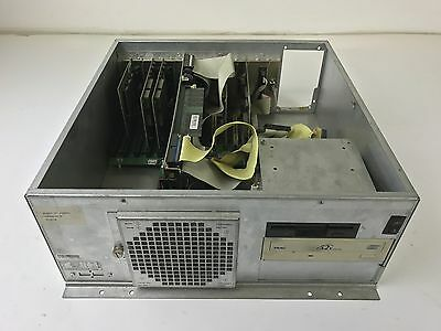 Zoller-1pc Pca 6003 Industrial Pc Intel Piii 1000 Mhz 256 Mb Ram No Hdd No Ps