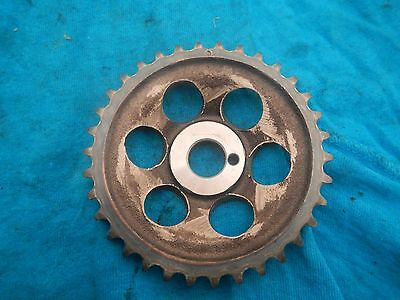 CAM SHAFT UPPER TIMING GEAR 1976 76 YAMAHA TT500 TT 500 XT
