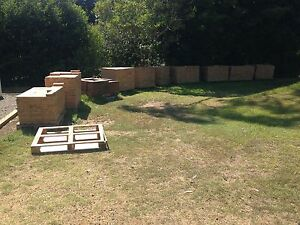 11 pallets of pavers great condition Brandy Hill Port Stephens Area Preview