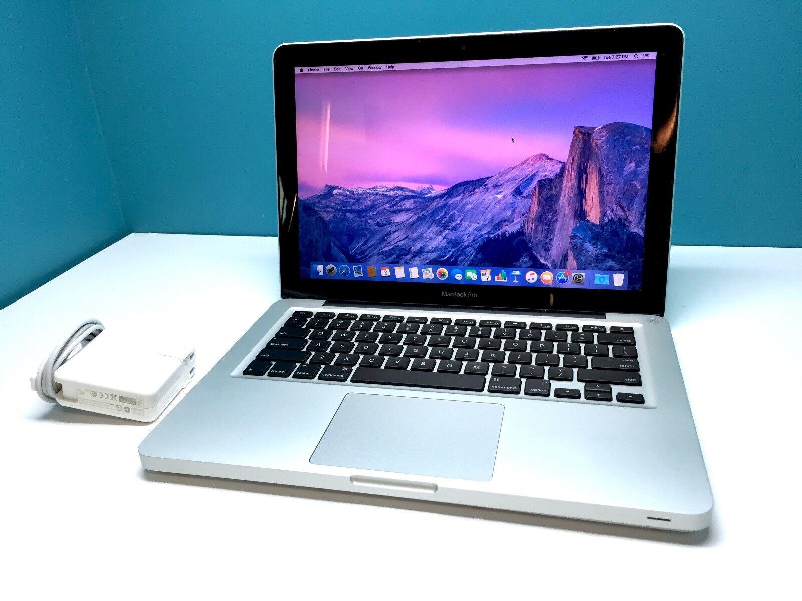 "Apple MacBook Pro 13"" Pre-Retina OSX-2017 / 2.9GHz Core i7 / 16GB RAM / 1TB HDD"