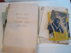 LOT-OF-15-WWII-WAR-DEPARTMENT-BOOKLETS-PAMPHLETS-MANUALS-TUB-E