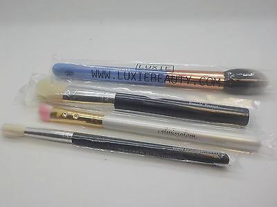 Luxie~Slmisglam~Beauty Basics~Beaugachis 4 Brushes