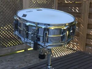 Ludwig Supraphonic Snare drum Lm400
