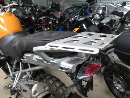 TOURATECH LUGGAGE RACK EXTENSION PART NR.0104404200 BMW R1200GS