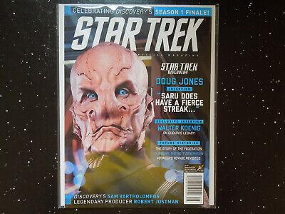 Star Trek The Official Magazine 66 - Star Trek Discovery s Season 1 Finale - $4.99