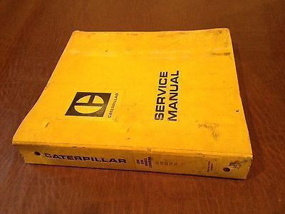 Cat Caterpillar Tractor 920 930 Wheel Loader Service Manual 41j 41k 62k 75j 79j