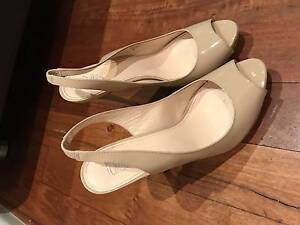 Wittner Matilda nude shoes size 40 Bronte Eastern Suburbs Preview