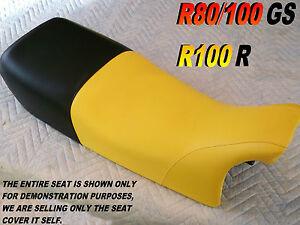 BMW R80GS R100GS 1986-93 R100R 1992-95 seat cover R80 R100 GS R100 R yellow 271C